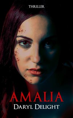 Couverture de Amalia par Daryl Delight