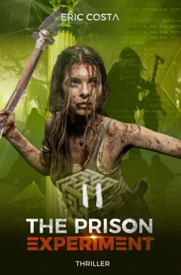 Couverture de The Prison Experiment T2 par Costa Eric