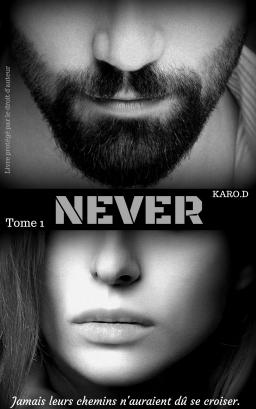 Couverture de Never par Karo.D