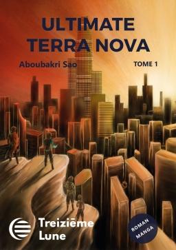 Couverture de Ultimate Terra Nova par SAO Aboubakri