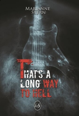 Couverture de That's a long way to hell par Marianne Stern