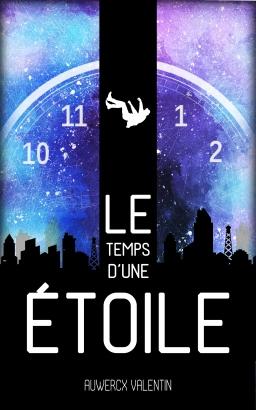 Couverture de Le temps d'une étoile par Valentin Auwercx