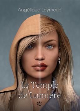 Couverture de Le Temple de Lumière par Angélique Leymarie