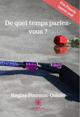 Couverture de De quel temps parlez-vous ? par Régine Fournon