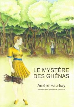 Couverture de Le Mystère des Ghénas par Amélie Haurhay