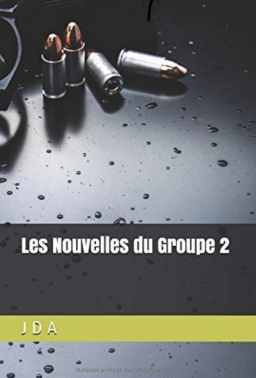 Couverture de Les Nouvelles du Groupe 2 par JDA
