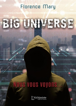 Couverture de Big Universe par Florence Mary