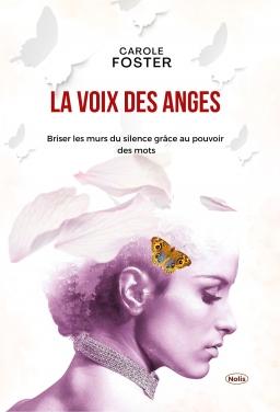 Couverture de La voix des anges par Carole FOSTER