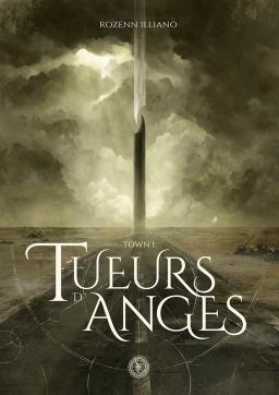 Couverture de Tueurs d'anges par Rozenn Illiano