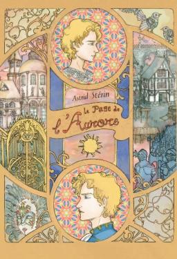 Couverture de Le Page de l'Aurore par Astrid Stérin