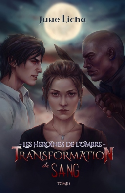 Couverture de Transformation de Sang par June Licha