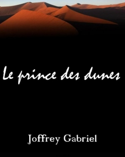 Couverture de Le prince des dunes par Joffrey Gabriel