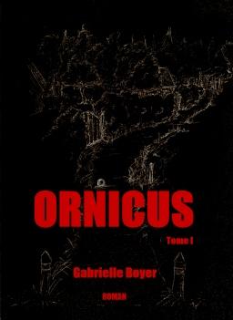Couverture de Ornicus par Gabrielle Boyer