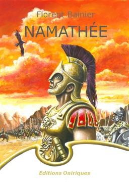 Couverture de Namathée, le cycle des Acmènes première partie par Florent Bainier