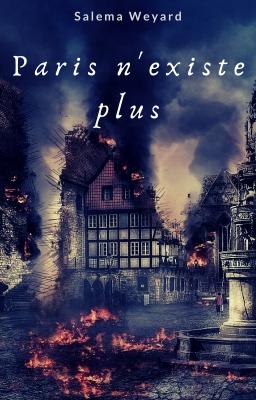 Couverture de Paris n'existe plus par Salema Weyard