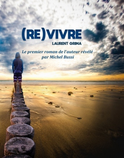 Couverture de (Re)vivre par Laurent Grima