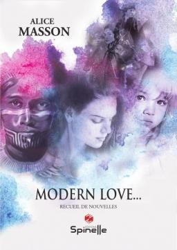 Couverture de Modern Love par Alice Masson