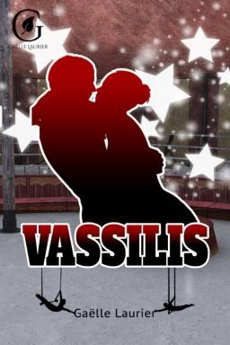 Couverture de Vassilis par Gaëlle Laurier
