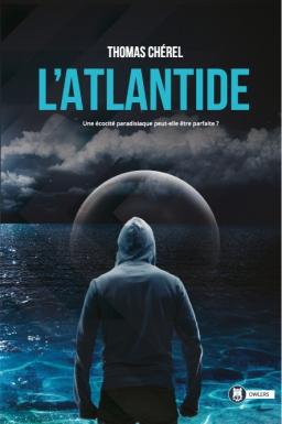 Couverture de L'Atlantide par Thomas Chérel