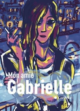 Couverture de Mon Amie Gabrielle par Mx Cordélia