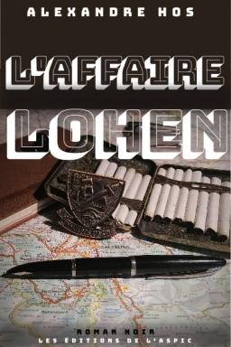 Couverture de L'affaire Lohen par Alexandr HOS