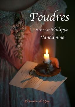 Couverture de Foudres par Philippe Vandamme