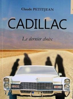 Couverture de CADILLAC par Claude Petitjean