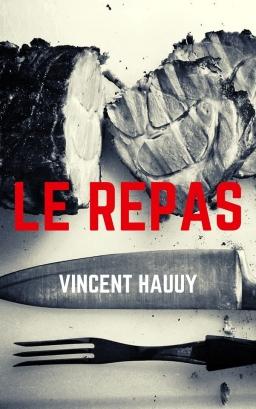Couverture de Le Repas par Vincent Hauuy