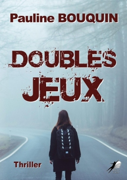Couverture de Doubles Jeux par Pauline Bouquin