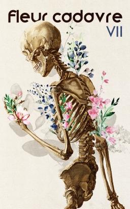 Couverture de Fleur cadavre par VII