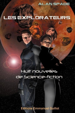Couverture de Les Explorateurs par Alan Spade