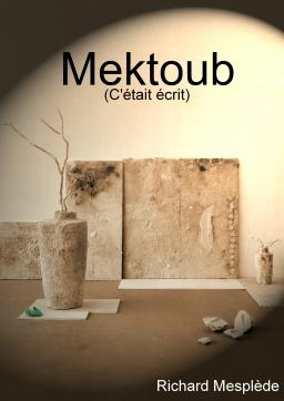 Couverture de Mektoub par Richard Mesplède