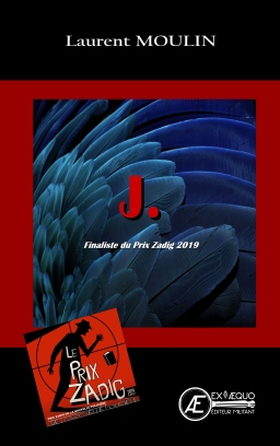 Couverture de J. par Laurent Moulin