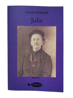 Couverture de Julie par Colette Hoornaert