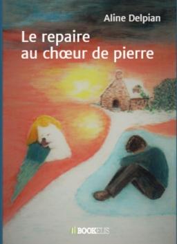 Couverture de Le repaire au choeur de pierre (Nouvelle Edition) par Aline Delpian
