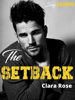 Couverture de The setback par Clara Rose