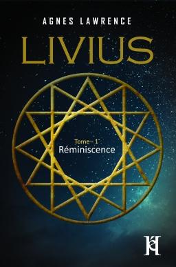 Couverture de LIVIUS par Agnès Lawrence