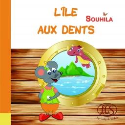 Couverture de L'ÎLE AUX DENTS par SOUHILA
