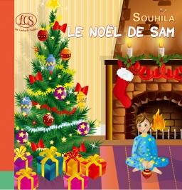 Couverture de Le Noël de Sam par SOUHILA