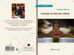 Couverture de Voyage au pays de l'envie par Frédéric Marcou