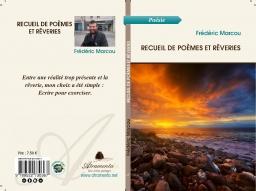 Couverture de Recueil de poèmes et rêveries par Frédéric Marcou