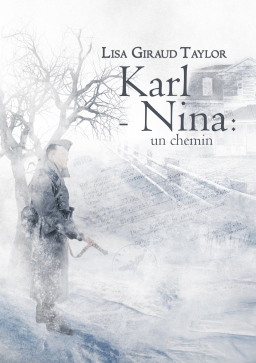 Couverture de Karl - Nina : un chemin par Lisa Giraud Taylor