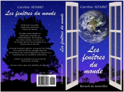 Couverture de Les fenêtres du monde par Caroline Adamo