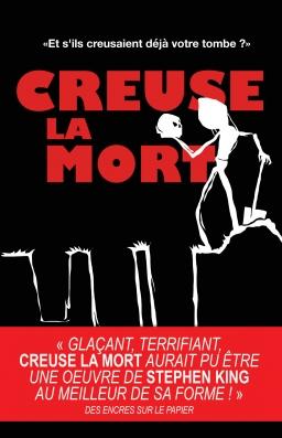 Couverture de Creuse la Mort par Paul Clément