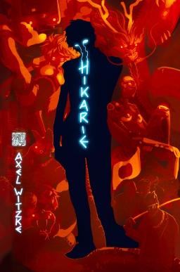 Couverture de Hikarie : Vers la lumière par Axel WITZKE