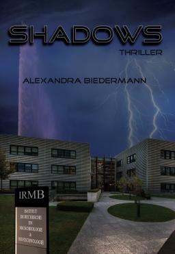 Couverture de Shadows par Alexandra Biedermann