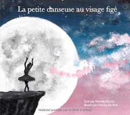 Couverture de La petite danseuse au visage figé par Marielle Piccolo