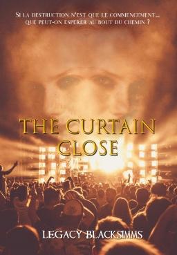 Couverture de The Curtain Close par Legacy Blacksimms