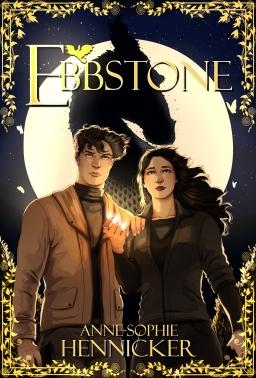 Couverture de Ebbstone par Anne-Sophie Hennicker