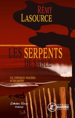 Les Serpents de sable - Chroniques policières de Biscarrosse Tome 4 Cover-6207